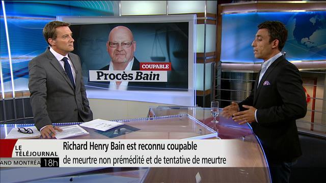 Richard Henry Bain coupable