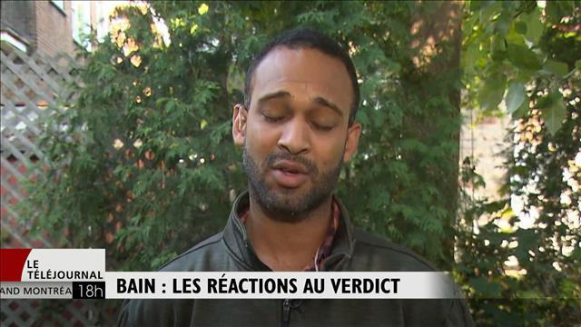 Le verdict du procès Bain fait réagir