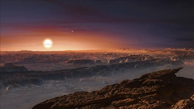 L'exoplanète la plus proche de la Terre