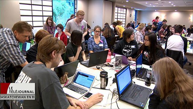 Apprendre à coder fait salle comble à Saskatoon