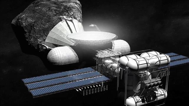 Chronique Julie Payette:  Exploitation de l'espace