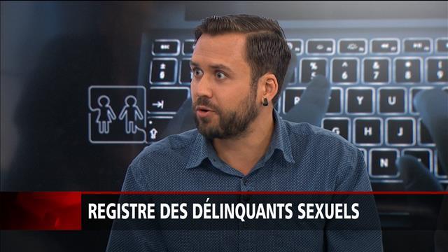 Va registre des délinquants sexuels