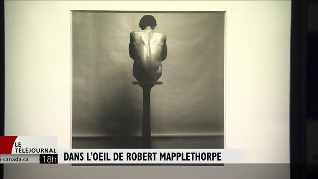 Le Musée des beaux-arts de Montréal présente une exposition du photographe Robert Mapplethorpe