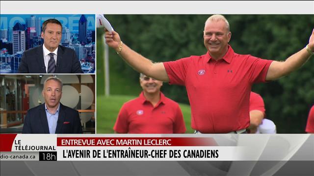 Le Canadien et les médias