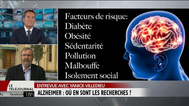 Alzheimer : où en sont les recherches?