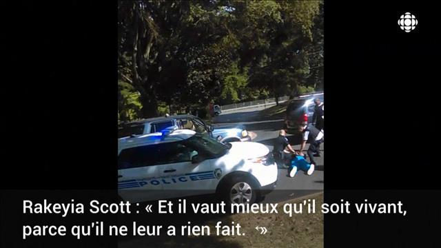 Charlotte : une vidéo tournée par la femme de la victime rendue publique