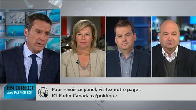 Le panel politique du 29 septembre