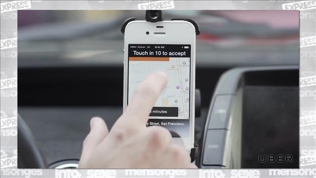 Info, sexe Express : Uber