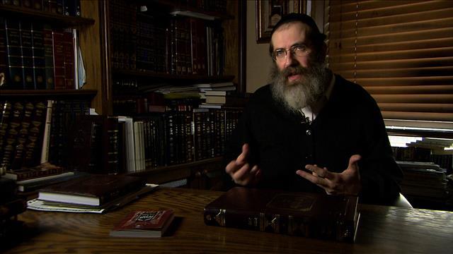 Les juifs hassidiques