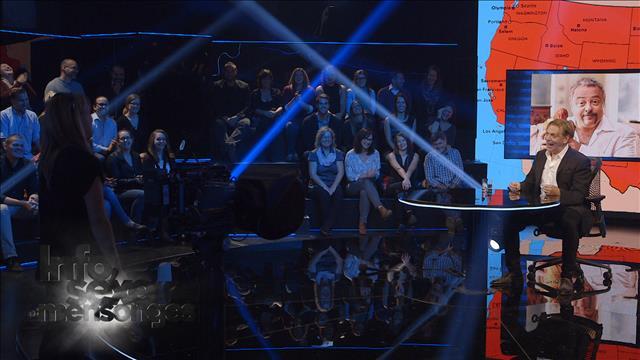 Marc Labrèche chante pour sa régisseuse
