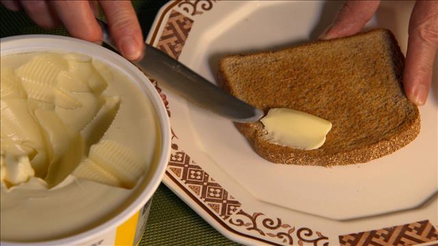 La margarine redevient tendance