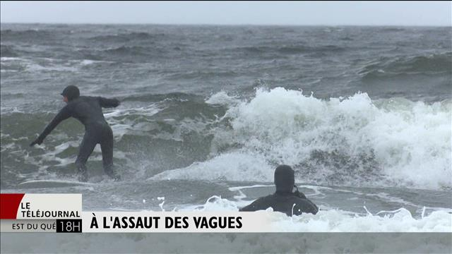 Surf îles de la madeleine