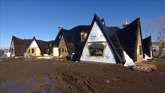 Un projet de garderie aux allures féeriques en Alberta