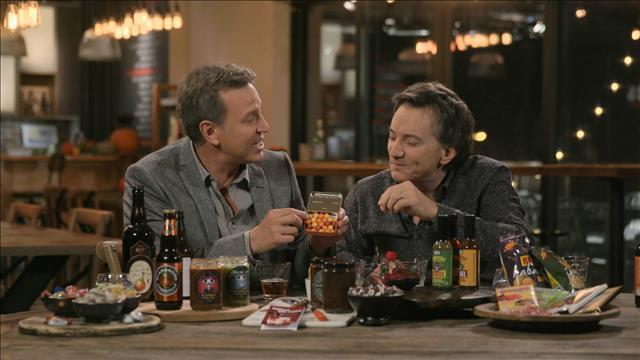 Dégustation bières et bonbons pour l'Halloween (partie 1)