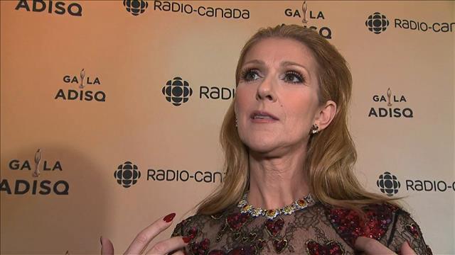 Entrevue avec Céline Dion