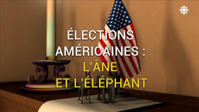 Élections américaines : l'âne et l'éléphant