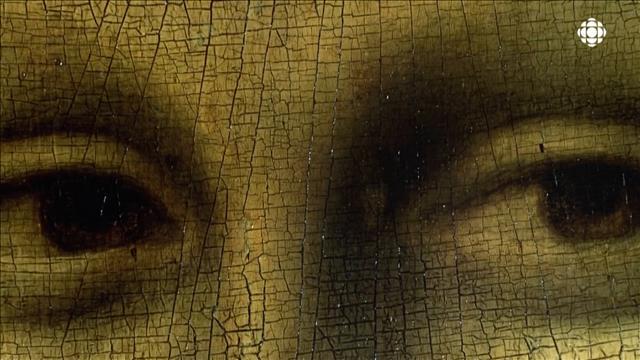 Découvrir les détails de <i>La Joconde</i> en très haute définition