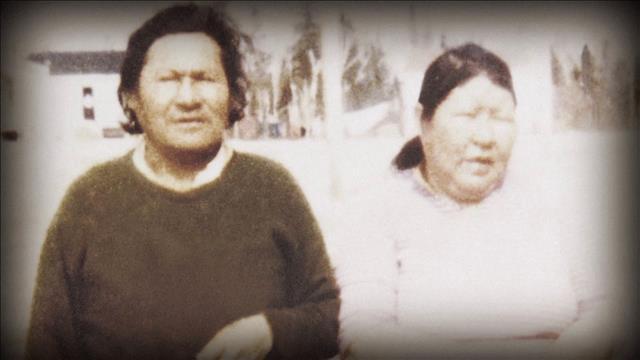 Des enfants cachés pour éviter les pensionnats autochtones