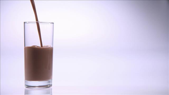 Le goût des boissons chocolatées