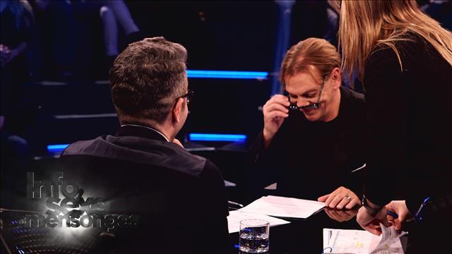 Marc Labrèche et ses lunettes