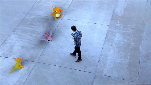 Jeux vidéo et Pokémon