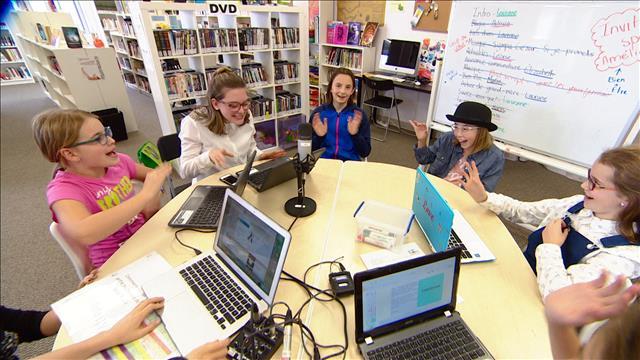 Une webradio faite par les jeunes à Lethbridge