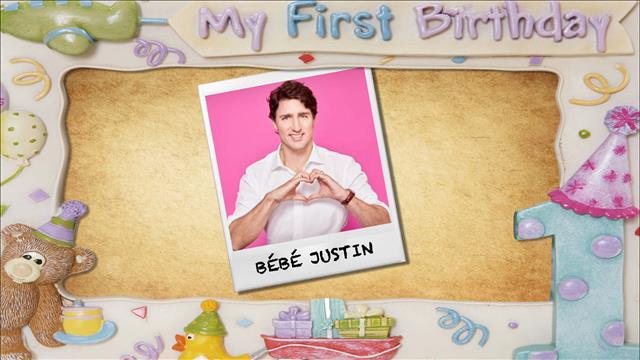 Les un an de Justin Trudeau!