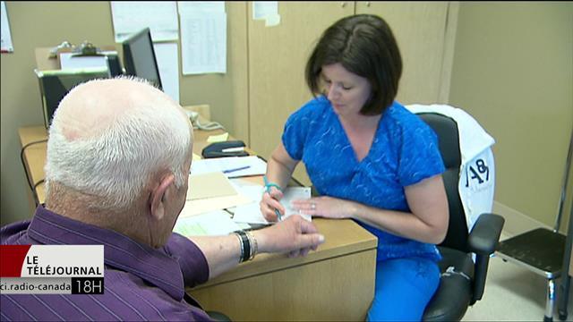 Soins médicaux spéciaux: le Nouveau-Brunswick dernier de classe pour les temps d'attente