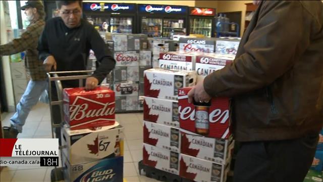 Importation d'alcool : Fredericton porte l'affaire Comeau devant la Cour suprême