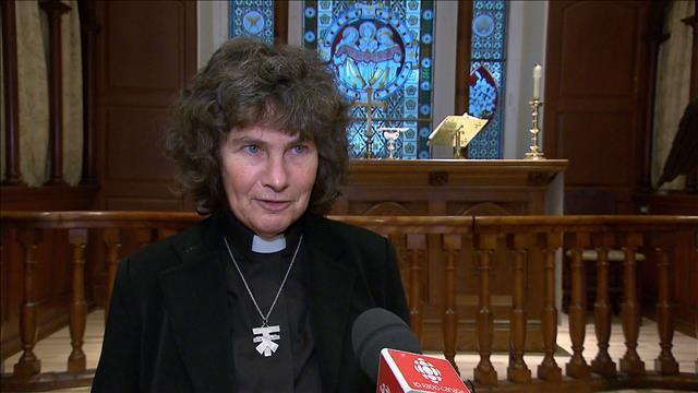 Une nouvelle prêtre à Québec