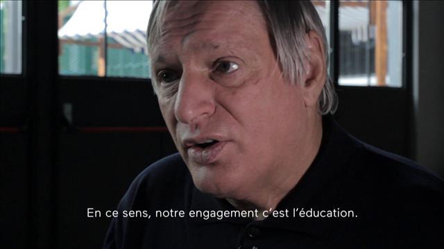 Don Ciotti, un prêtre contre la mafia