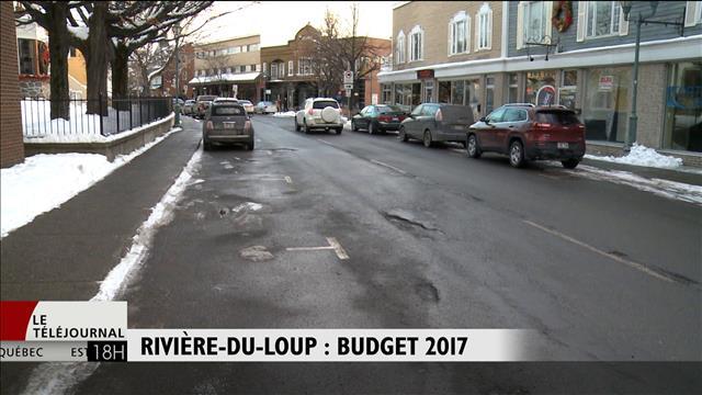 Rivière-du-Loup veut accélérer les travaux routiers