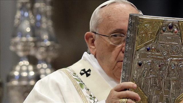 Info, sexe express : le pape
