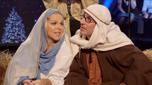 Les réflexions de Marie et Joseph