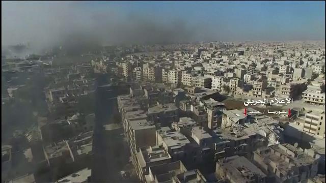 Six pays occidentaux réclament un cessez-le-feu immédiat à Alep