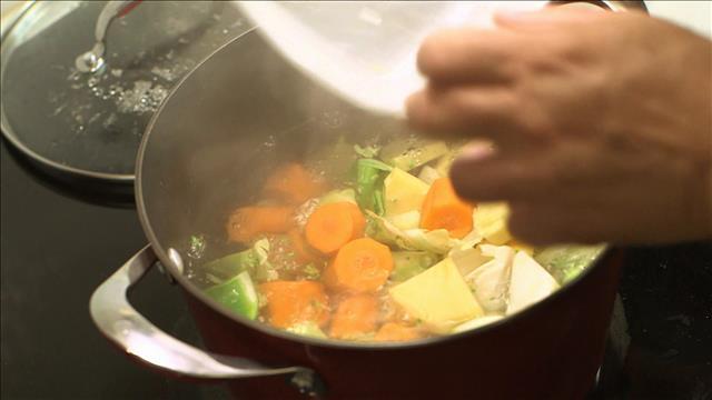 truc de l'épicerie: Veloutés de légumes frais
