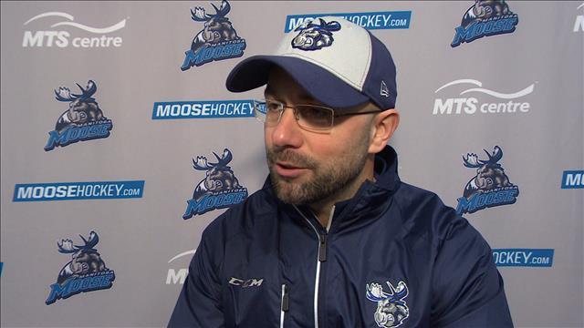 «Je vais <em>coacher</em> dans la LNH, mais pas avec les Jets», prévient Pascal Vincent