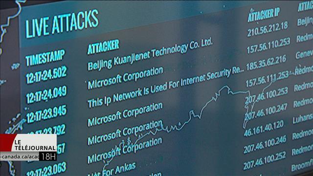Le Canada se dote d'un institut de la cybersécurité