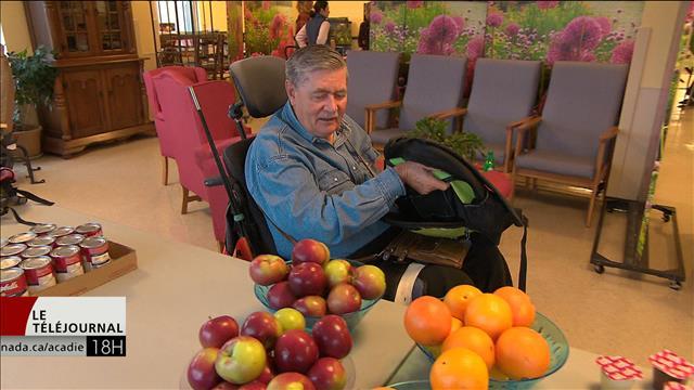 Un foyer pour aînés nouveau genre au Nouveau-Brunswick