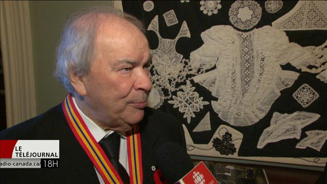 Jean-Guy Rioux, bâtisseur de l'Acadie, s'éteint
