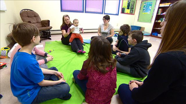 Apprendre l'empathie... à pas de bébé