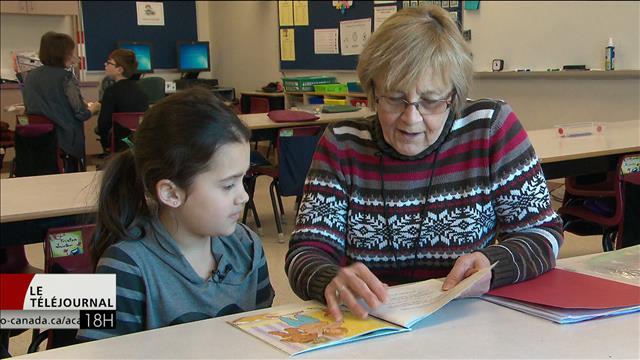 Un programme de littératie scolaire au Nouveau-Brunswick cherche des bénévoles