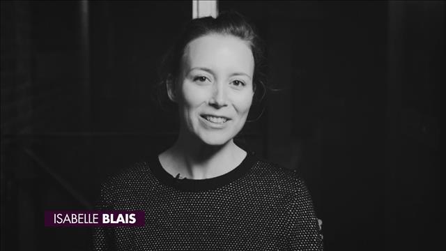 La minute TNM Démasqué : Isabelle Blais