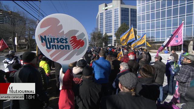 Un an de grève au quotidien Chronicle-Herald à Halifax
