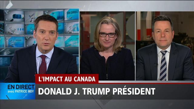 Le panel politique du 20 janvier 2017
