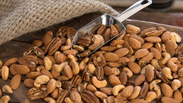 Produit vedette: les noix