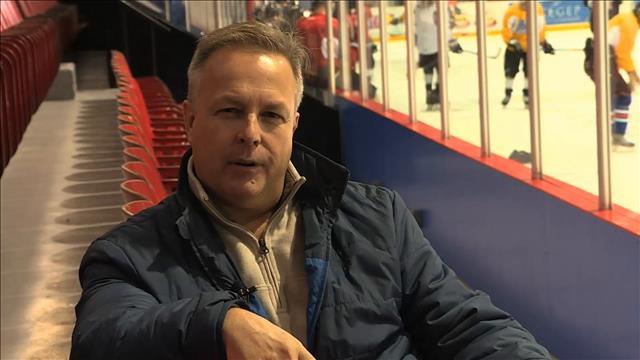 Tranche vie - Passion pour le hockey