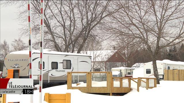 La faillite du Motel Camping Haché à Nigadoo au N.-B. inquiète les campeurs - ICI.Radio-Canada.ca