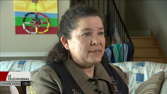 Une femme d'Elsipogtog au N.-B. lève le voile sur une agression sexuelle contre elle par un membre de sa communauté