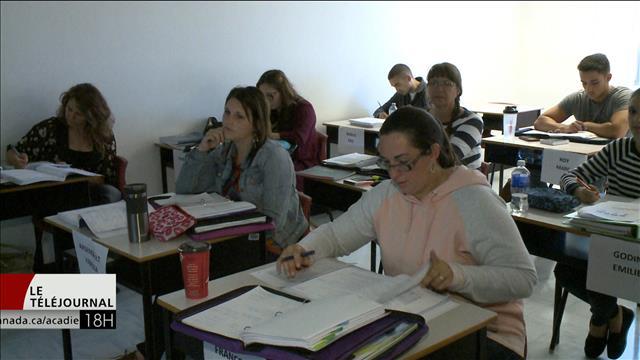 Les étudiants au Nouveau-Brunswick auront accès à davantage d'aide financière